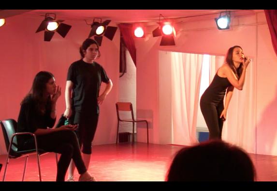 Piel con Piel:  taller de teatro juvenil para la prevención de la violencia
